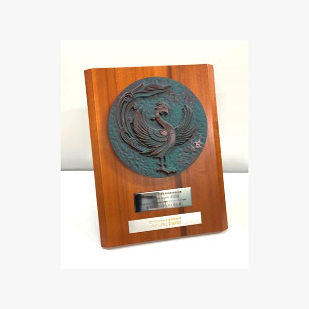 2009年 優秀技術・新製品賞 奨励賞盾